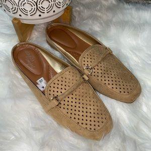 Dexflex comfort Tan Loafers Size 8